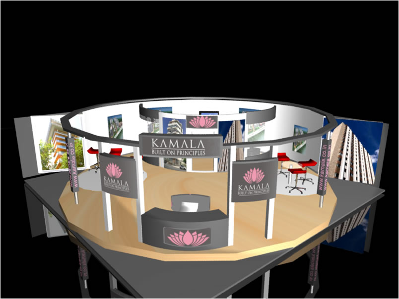 Ideas For Exhibition Stand Design : Exhibition stall designer in mumbai